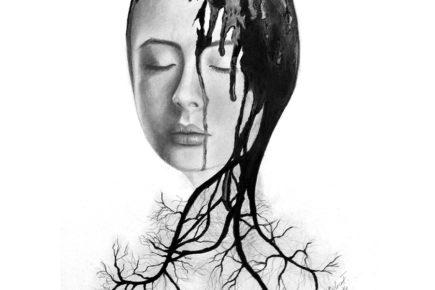 Gaia,  Spirit of Earth in Distress