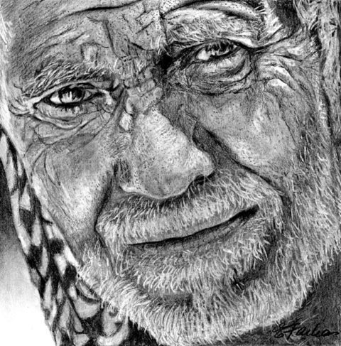 Old Iraqi Man