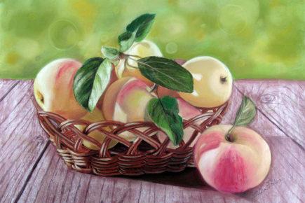 Basketful of Apples