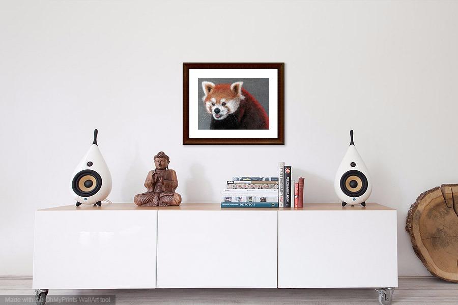 red_panda_wall1
