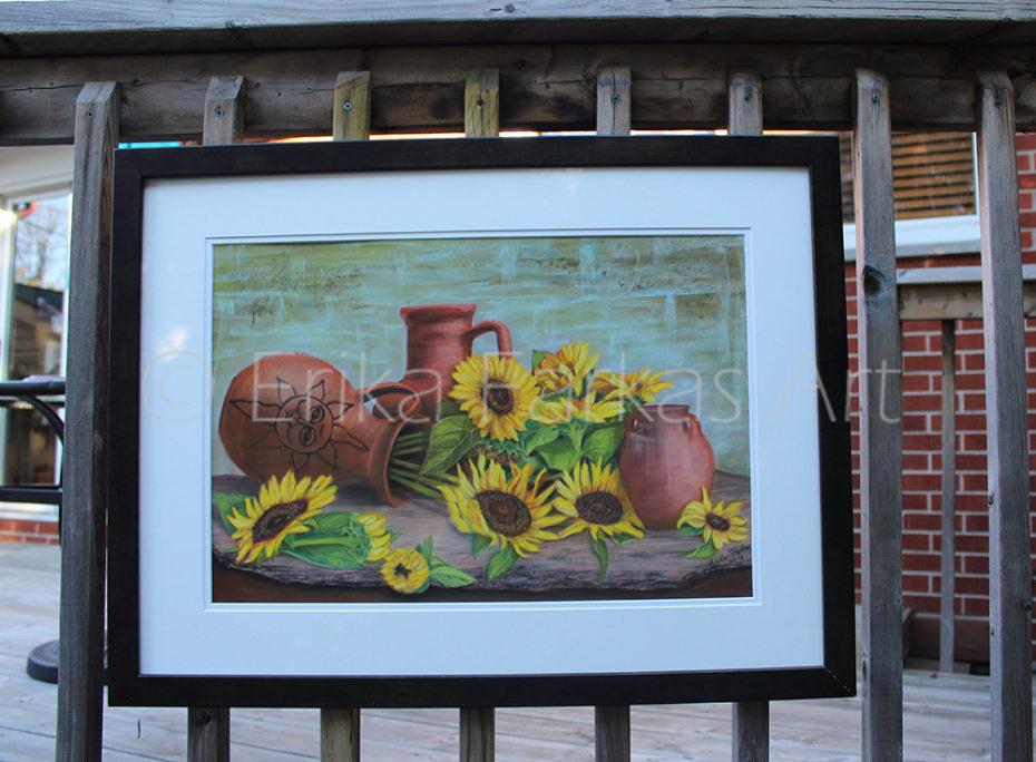 sunflowers_wall
